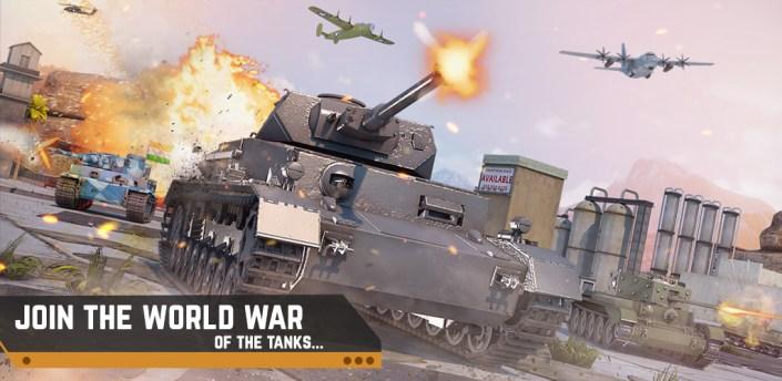 Real Tank Battle: New War Games apk