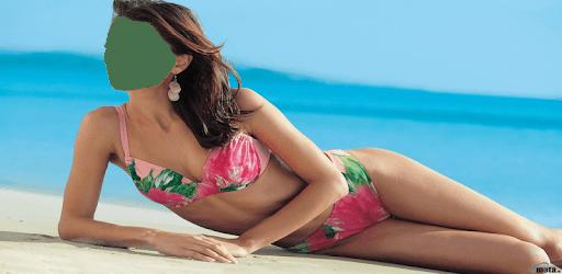 Desi Indian Bikini Photo Shoot apk