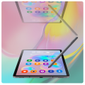 Theme for galaxy tab s6 / Wallapepr for tab s6 Icon