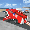 Flying Firefighter Truck 2016 Icon