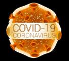 Covid-19-Map Icon