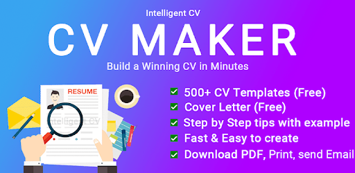 CV Maker Free Resume builder CV Templates 2020 apk