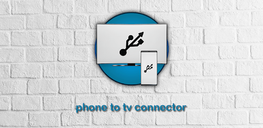Phone Connect to tv for usb hdmi connector apk