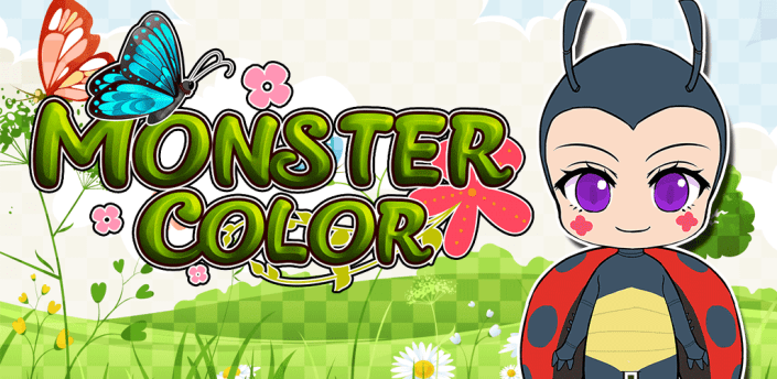 Monster Color Matching Puzzle Adventure Games at the Insect World apk