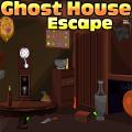 544-Ghost House Escape Icon