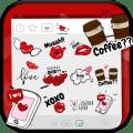 Dating Love Life Emoji Stickers Icon