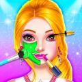 Princess Model Makeover - Makeup - Dressup Salon Icon