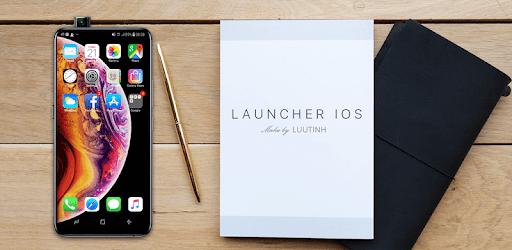 Launcher iOS 13 apk