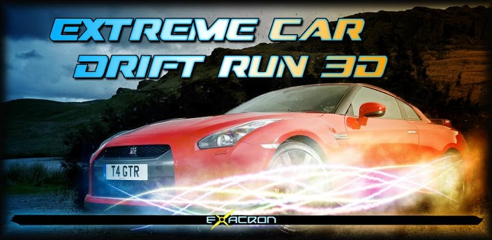 Extreme car drift run 3D apk