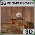 3D Escape Puzzle Halloween Room 1 Icon