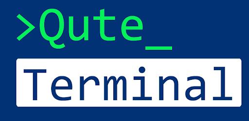 Qute: Command Console & Terminal Emulator apk