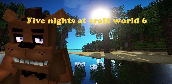 Five night at Ferddy Minecraft apk