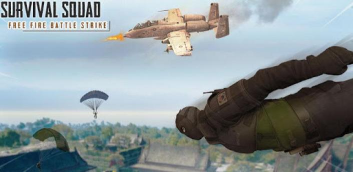 Survival Free Fire Squad Legends Firing Squad apk