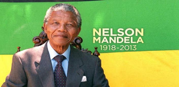 Nelson Mandela to Share apk