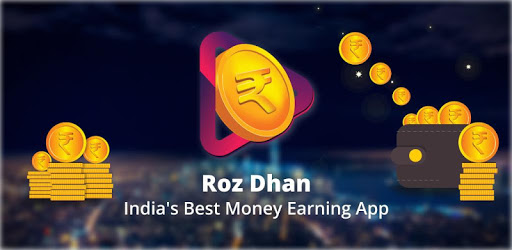 Roz Dhan: Earn PayTm Cash, Read News, Play Games apk