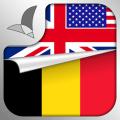 Learn & Speak Flemish Language Audio Course Icon
