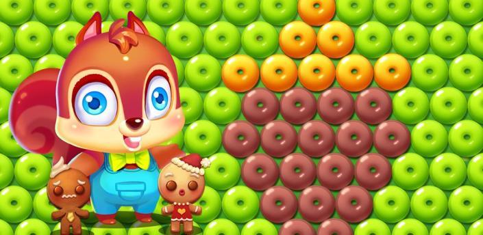 Bubble Shooter Cookie apk