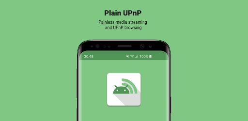 Plain UPnP - UPnP / DLNA server and browser apk