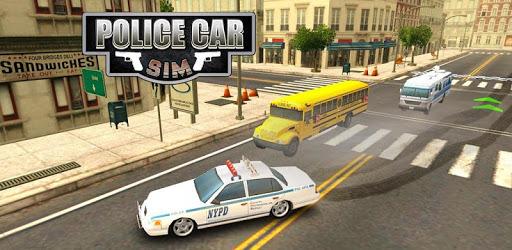 Police Car Sim apk