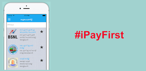 iPayFirst - Pay Your Bills apk