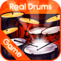Real Drums Game Icon