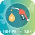 Daily Fuel Price : Daily Petrol Diesel Price India Icon