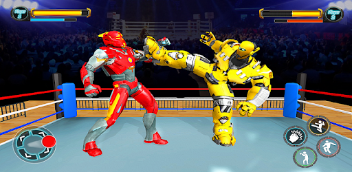 Grand Robot Ring Fighting 2020 : Real Boxing Games apk