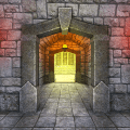 Escape Game - Mystery Underground Fortress Icon
