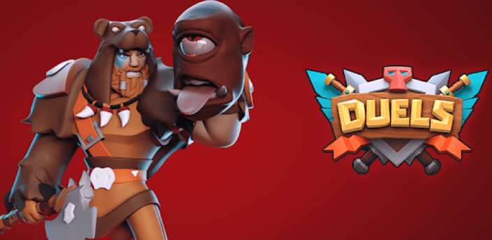 Duels: Epic Fighting Action RPG PVP Game apk