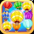 Hot Balloon: Match 3 Icon