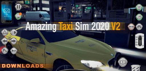 Amazing Taxi Sim 2020 Pro apk