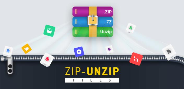 Zip File Reader - Zip & Unzip Files apk