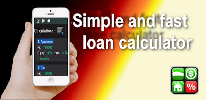 loan calculator ( EMI ) apk