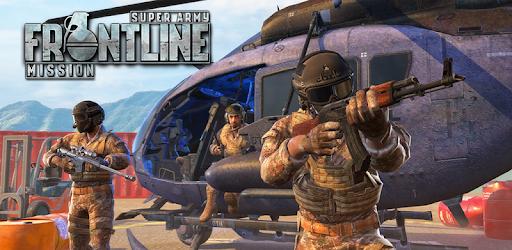 Super Army Frontline Commando FPS Mission 2019 apk