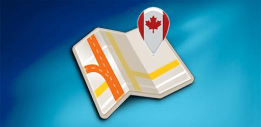 Map of Calgary offline apk