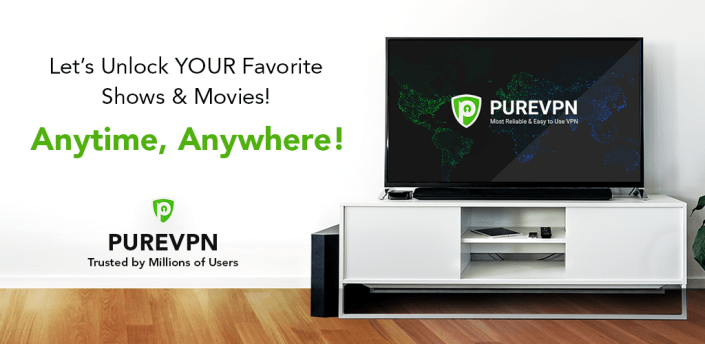 PureVPN - Best VPN & Fast Proxy App for Android TV apk