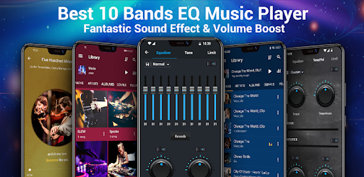Music Player - MP3 Player & 10 Bands Equalizer apk