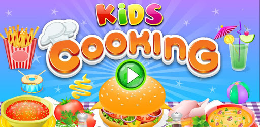 Cooking in the Kitchen - Kids Cooking Game apk