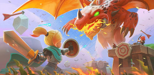 Wild Sky TD: Tower Defence in Fantasy Kingdom apk