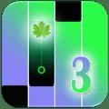 Green Magic Tiles 3 Icon