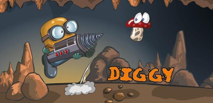 Diggy: Dig & Find Minerals apk
