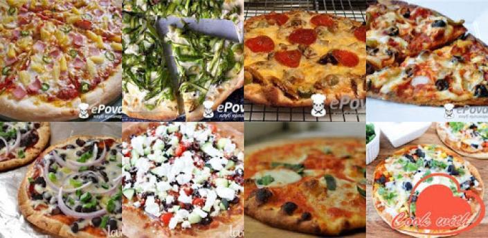 Pizza recipes apk