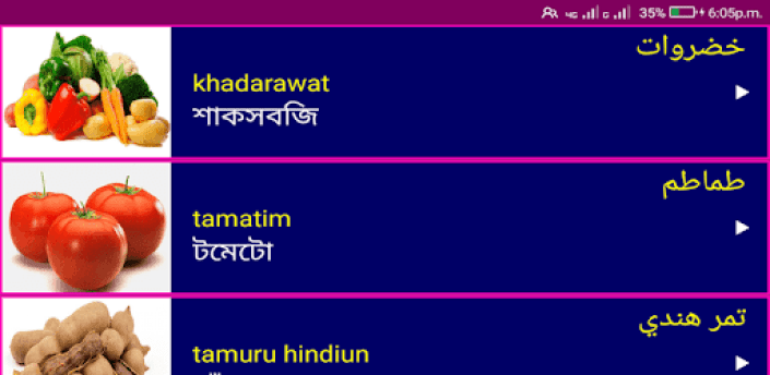 Learn Arabic From Bangla apk