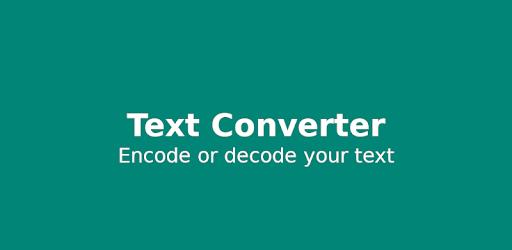Text Converter apk
