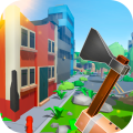 City Craft Survival Simulator Icon