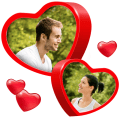 Love Collage Maker - Photo Editor & Heart Frames Icon