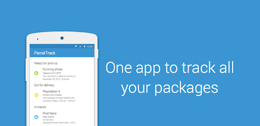 ParcelTrack - Package Tracker for Royal Mail & co apk