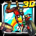 Dare Devil 3D Icon