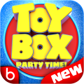 Toy Box Blast Party Time - toys puzzle blast game Icon