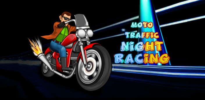 Moto Traffic Night Racing apk